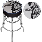 "Trademark 31"" Padded Swivel Bar Stools"