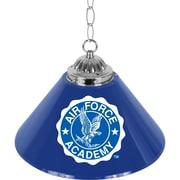 """Trademark NCAA 14"""" Single Shade Gameroom Lamps"""
