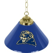 "Trademark NCAA 14"" Single Shade Gameroom Lamp, University of Pittsburgh"