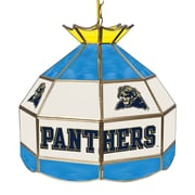 "Trademark NCAA 16"" Tiffany Gameroom Lamp, University of Pittsburgh"