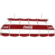 "Trademark 40"" Tiffany Gameroom Lamp, Coca-Cola"
