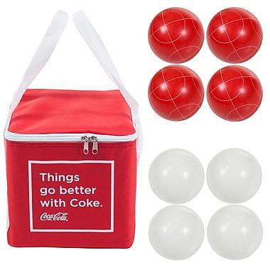 Trademark Coca-Cola Bocce Ball Set