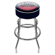 "Trademark 31"" NBA Padded Swivel Bar Stool, New Orleans Pelicans"