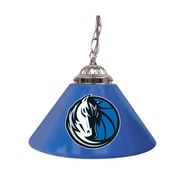 "Trademark NBA 14"" Single Shade Gameroom Lamp, Dallas Mavericks"