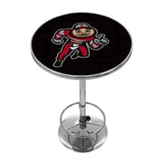Trademark Chrome Pub Tables