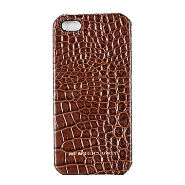 Members Only bumper case for iPhone 5/5s, Cognac ostrich