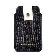 Members Only pouch for iPhone 5/5s/5c, Black gator