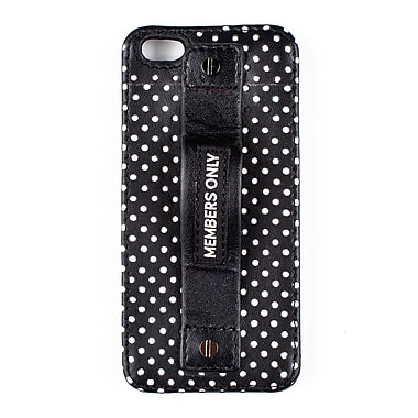 Members Only ladies snap case for iPhone 5/5s, White