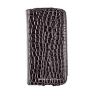 Members Only portfolio case for iPhone 5/5s/5c, Gray gator