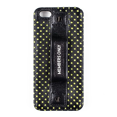 Members Only ladies snap case for iPhone 5/5s, Green