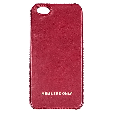 Members Only bumper case for iPhone 5/5s, Red