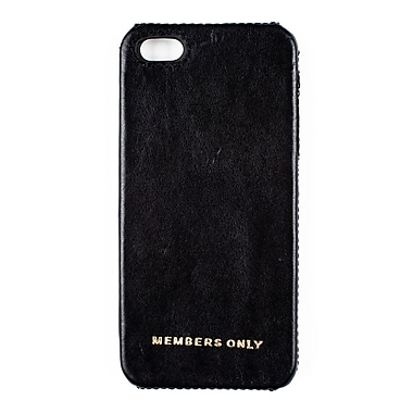Members Only bumper case for iPhone 5/5s, Black