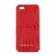 Members Only bumper case for iPhone 5/5s, Red gator
