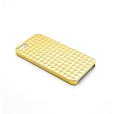 Members Only metallic snap case for iPhone 5/5s, Gold