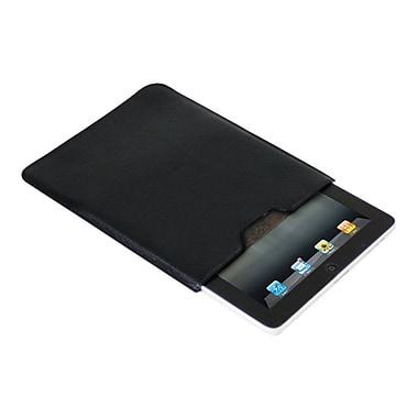 Premiertek LC-IPAD-BK Leather Sleeve for Apple iPad, iPad 2, Black