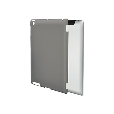 Gear Head BC4000SMK Polycarbonate Back Cover for Apple iPad, Smoke