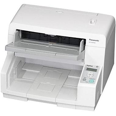 Panasonic KV S5076H Flatbed Document Scanner, White