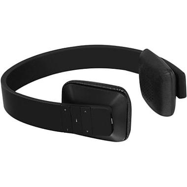 Aluratek ABH04FB Bluetooth Wireless Stereo Headphones, Black