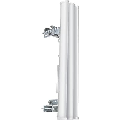 Ubiquiti Networks airMAX 4.9 - 5.9 GHz BaseStation Sector Antenna With Rocket Kit, 19 dBi IM1UQ3069