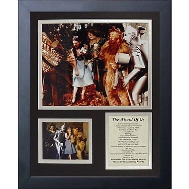Legends Never Die Wizard of Oz - Enchanted Forest Framed Memorabili