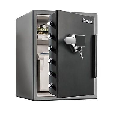 SentrySafe XX Large Digital Alarm Fire/Water Security Safe (SFW105UPC)