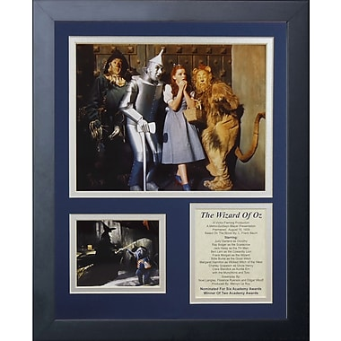 Legends Never Die Wizard of Oz - Group II Framed Memorabili