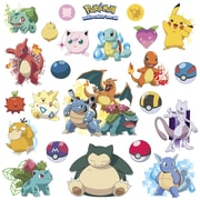 "RoomMates ""Pokemon Iconic"" Peel and Stick Wall Decal"