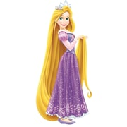 "RoomMates ""Disney Princess Rapunzel ""Giant Wall Decal"