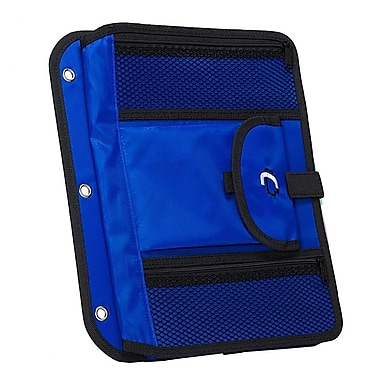 Case It ACC-21 5-TAB Expanding File, Blue