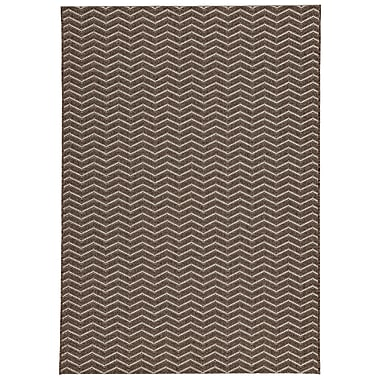 Balta Rugs 39221388.240305 8'x10' Indoor/Outdoor Rug, Gray