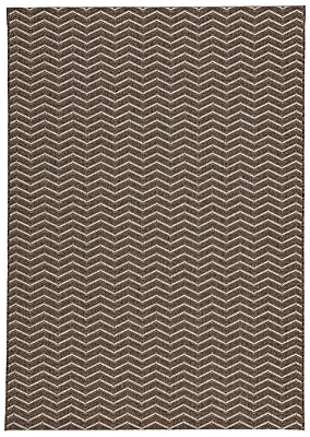 Balta Rugs 39221388.160225 5'x8' Indoor/Outdoor Rug, Gray