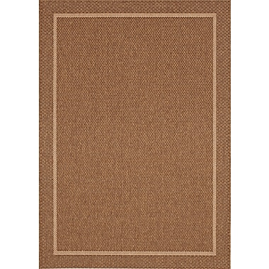 Balta Rugs 39013073.160225 5'x8' Indoor/Outdoor Rug, Brown