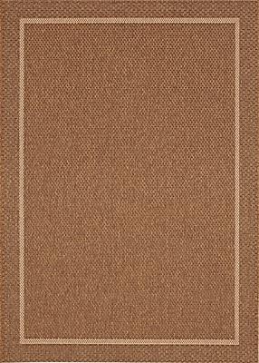 Balta Rugs 39013073.240305 8'x10' Indoor/Outdoor Rug, Brown