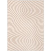 Balta Rugs 40105060.160225 5'x8' Indoor Area Rug, Ivory/Tan