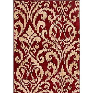 Balta Rugs 26222010.160225 5'x8' Indoor Area Rug, Red