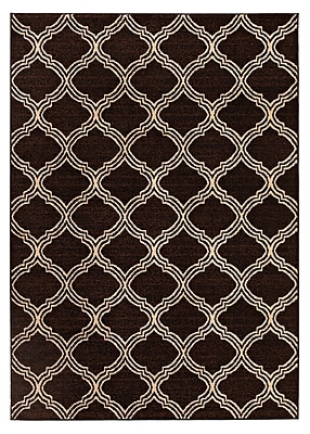 Balta Rugs 26236890.240305 8'x10' Indoor Area Rug, Black