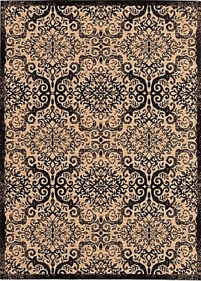 Balta Rugs 90019591.160225 5'x8' Indoor Area Rug, Black