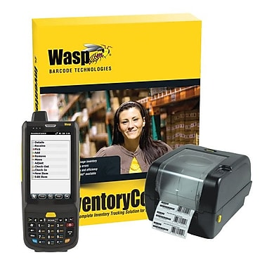 Wasp® Inventory Control RF Enterprise with HC1 & WPL305, Unlimited-user