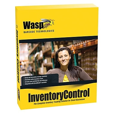 Wasp® Inventory Control Software