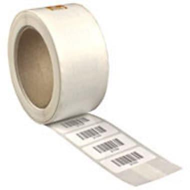 Wasp® – Étiquettes d'inventaire préimprimées polyester, 2 x 1 po