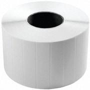 WaspMD – Ensemble de 4 rouleaux de 1375 étiquettes de 2 x 1 po pour imprimante à impression thermique directe