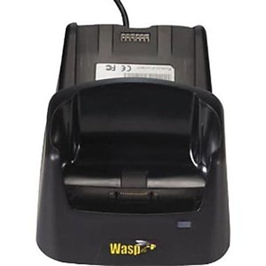 Wasp® WPA1000II Series Single Slot Docking Cradle with USB cable