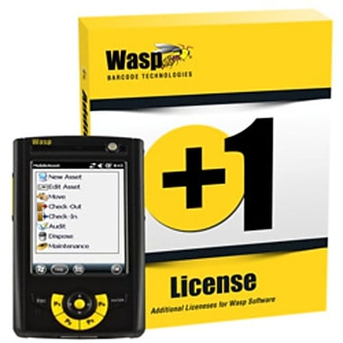 Wasp® WPA1000II Mobile Computer with MobileAsset Device License