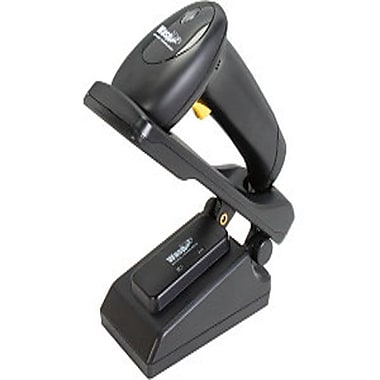 Wasp® WWS450 2D Barcode Scanner with Base