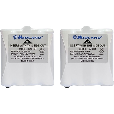 Midland® AVP8 Ni-MH Battery Packs For CXT/LXT/XT Series