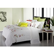 Maholi Spring Meadow Embroidered Duvet Cover Set, King