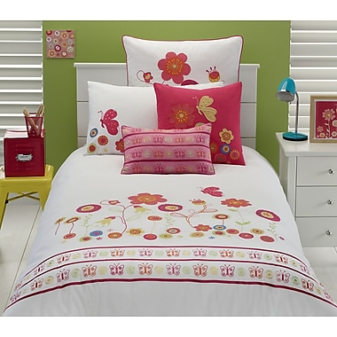 Maholi KIDS Summer Duvet Cover Set, Full/Queen