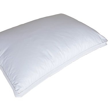 Ambassador Ambassador Microfiber Pillow, 233 Thread Count, Euro