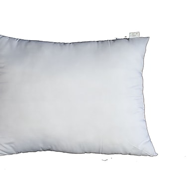 Ambassador Microfiber Medium Support Pillow, 233 Thread Count, Queen