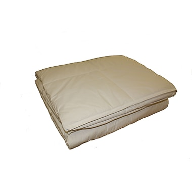 Royal Elite Wool Duvet, 233 Thread Count, Queen